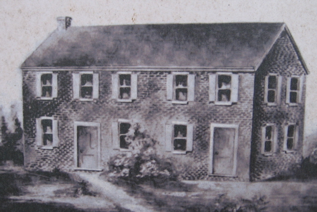 The Cedar Creek Meeting House Where Payne Family Were Active Members And Possibly Dolley Madison Went To School Was Used